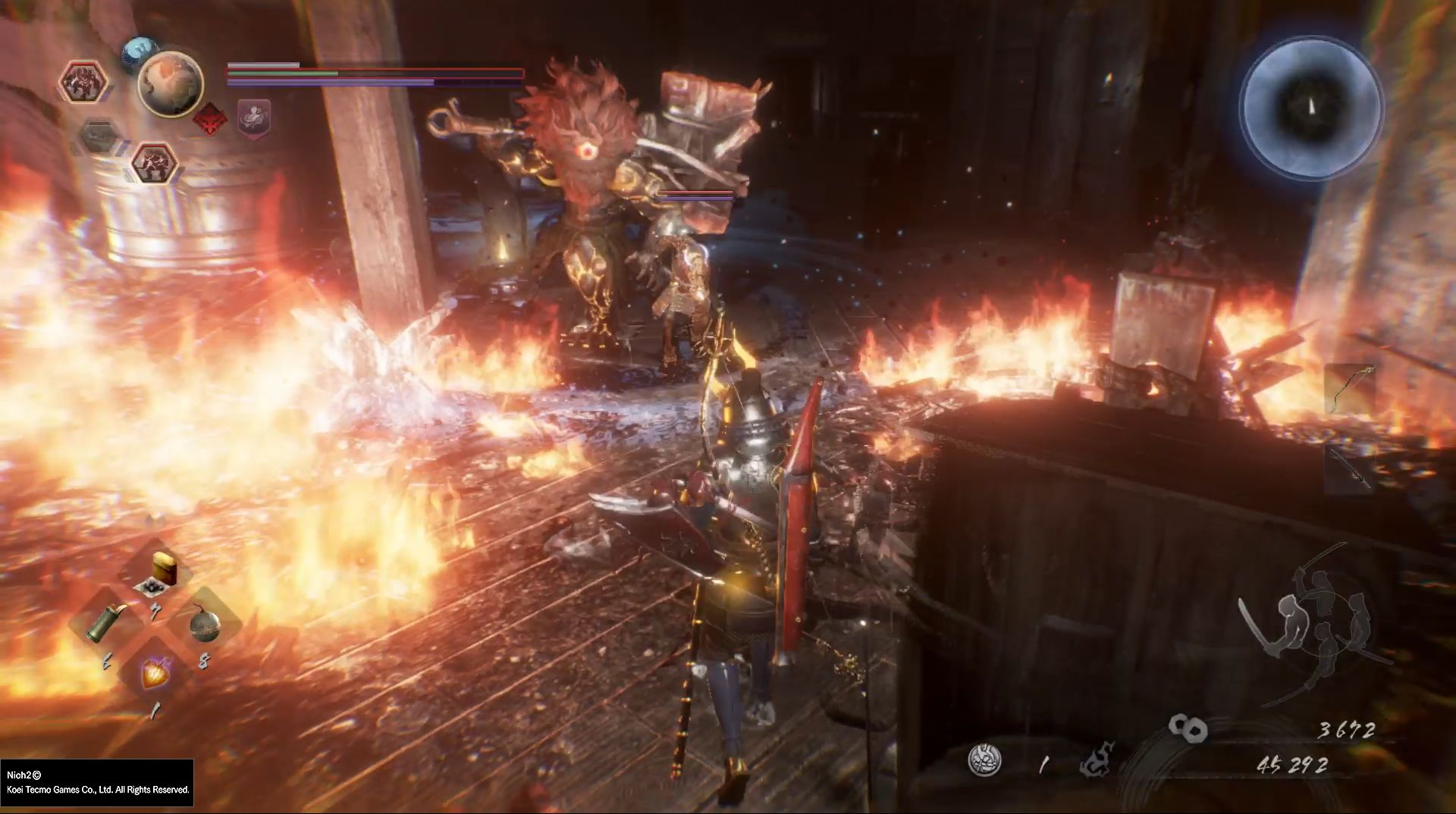Nioh2 PS4 News 019