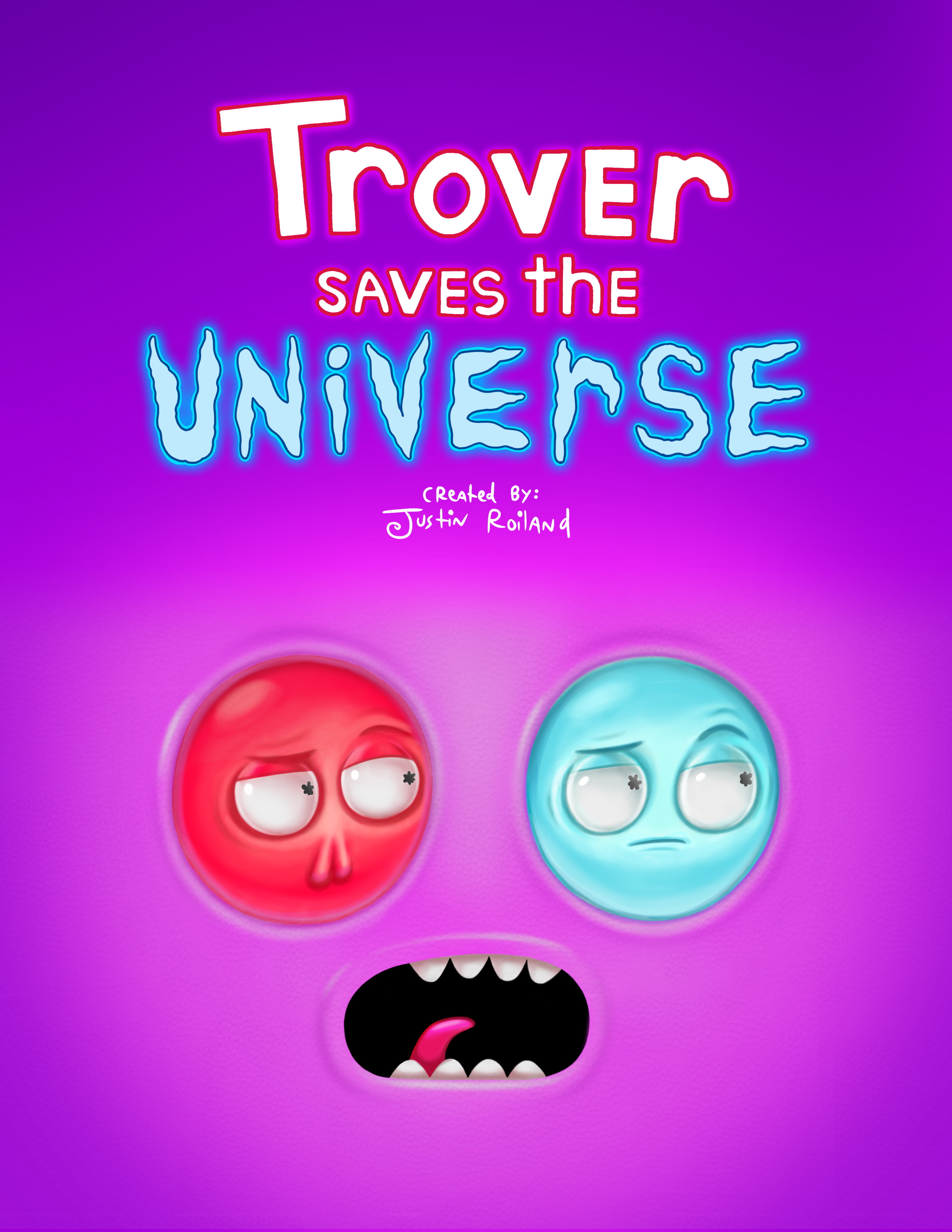 TroverSavestheUniverse PS4 Jaquette 001
