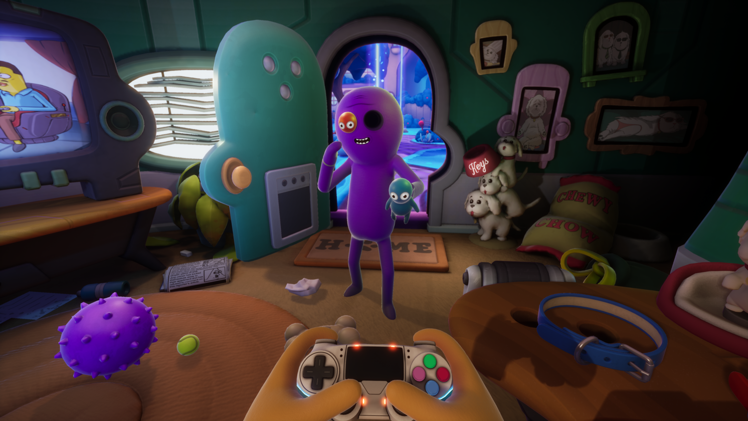 TroverSavestheUniverse PS VR Test 002