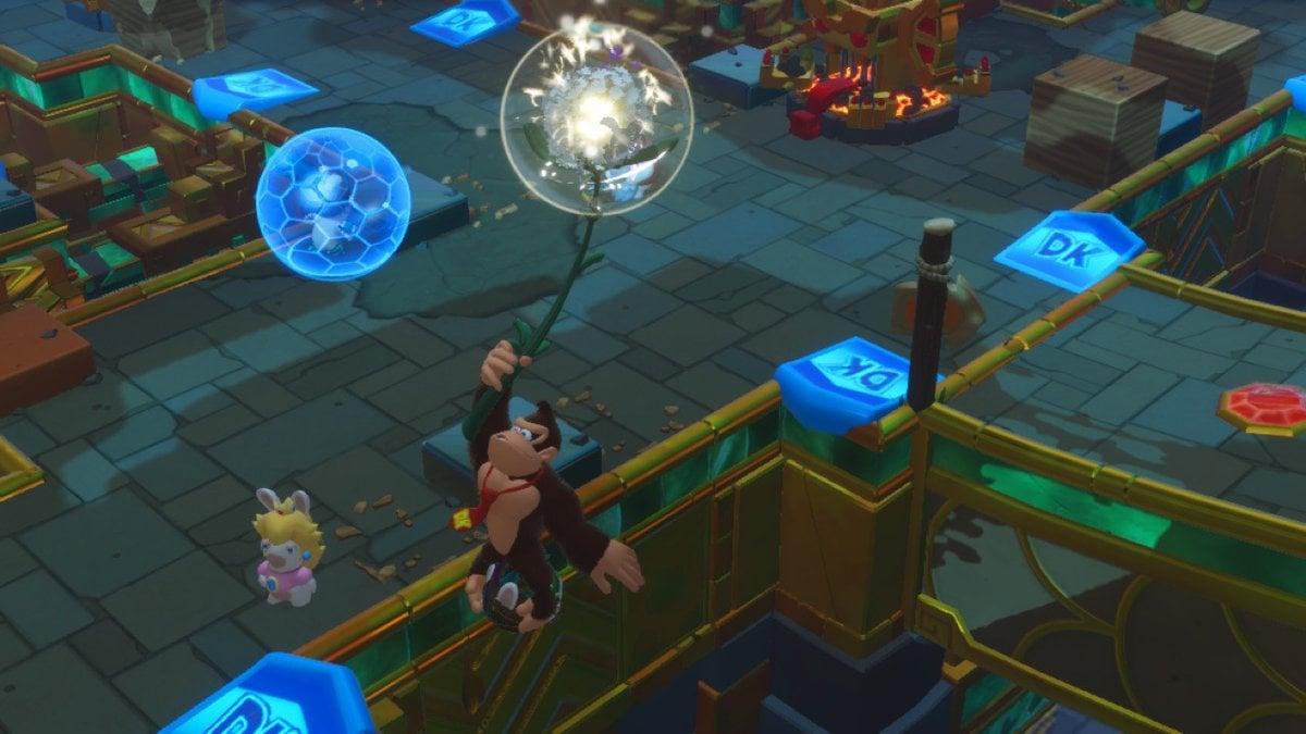 Mario-TheLapinsCretinsKingdomBattle-DonkeyKongAdventure Switch Test 004