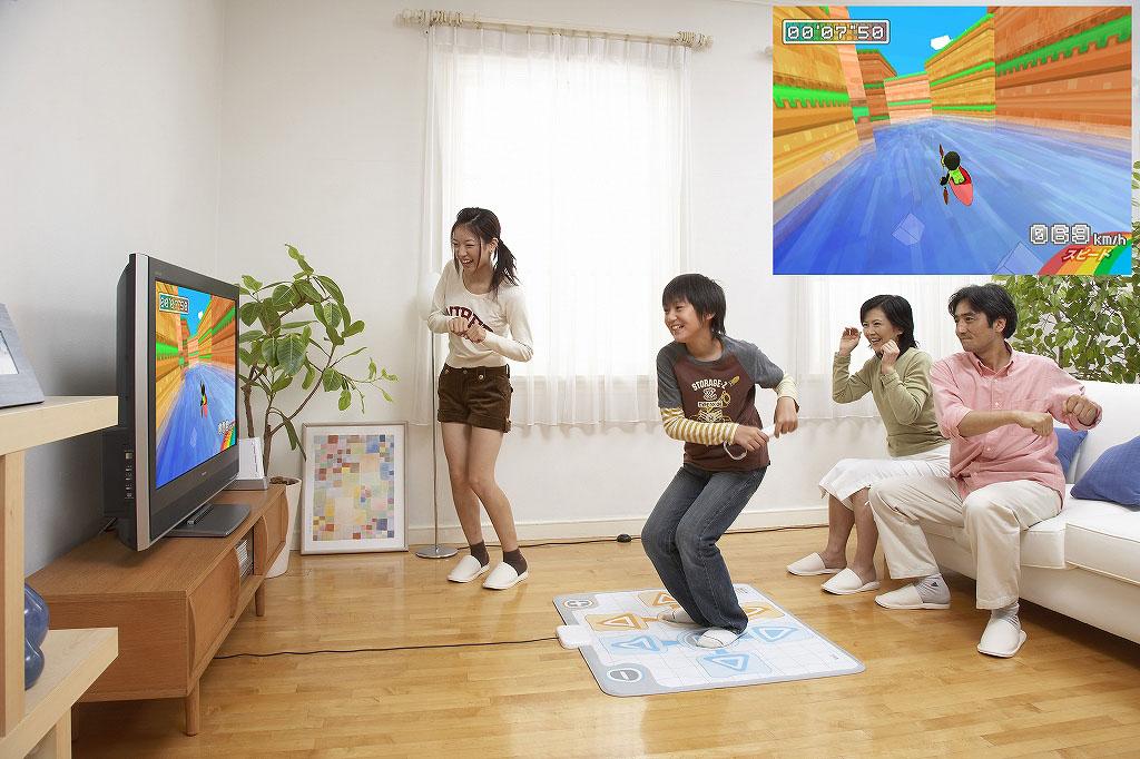 FamilyTrainer Wii Ed001