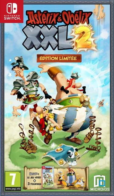 Asterix-ObelixXXL2-Remaster- Switch Jaquette 001