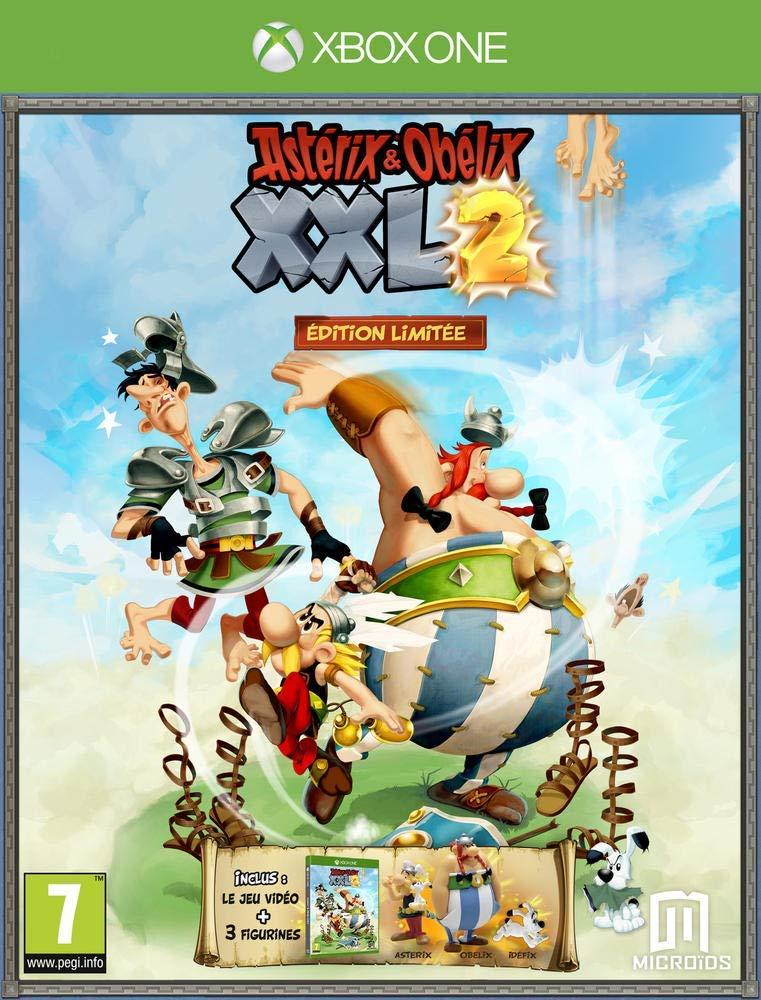 Asterix-ObelixXXL2-Remaster- XB1 Jaquette 001
