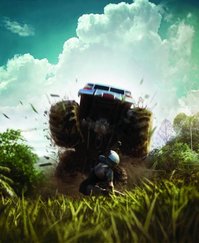 MotorStorm PacificRift PS3 Visuels003