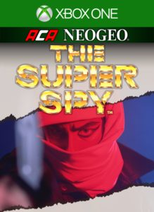 TheSuperSpy XB1 Jaquette 001