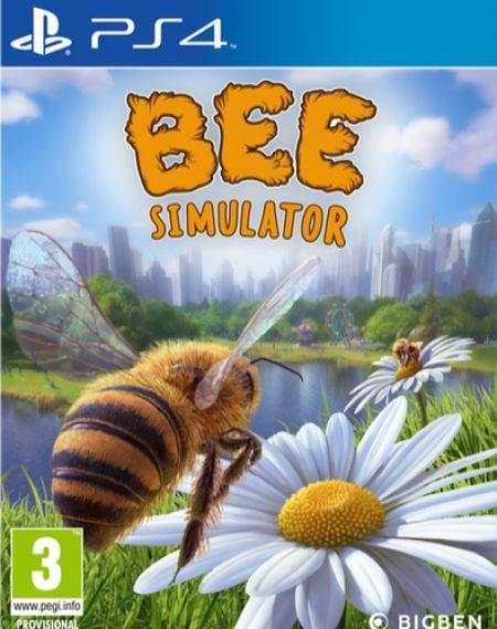 BeeSimulator PS4 Jaquette 001