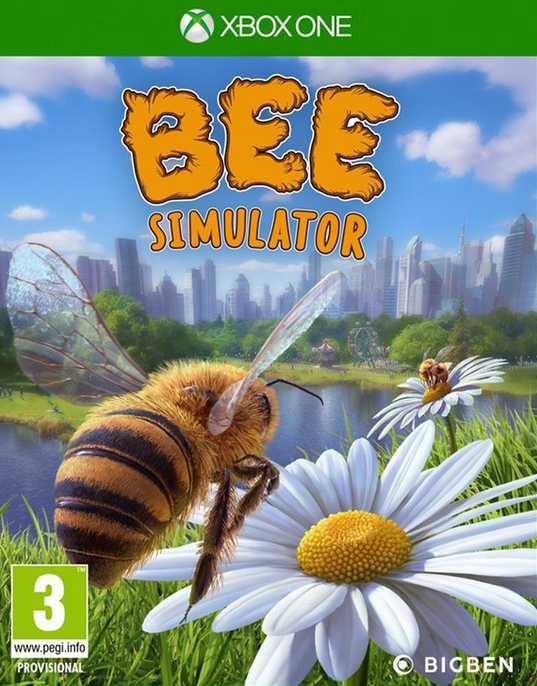 BeeSimulator XB1 Jaquette 001