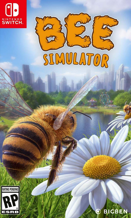 BeeSimulator Switch Jaquette 001