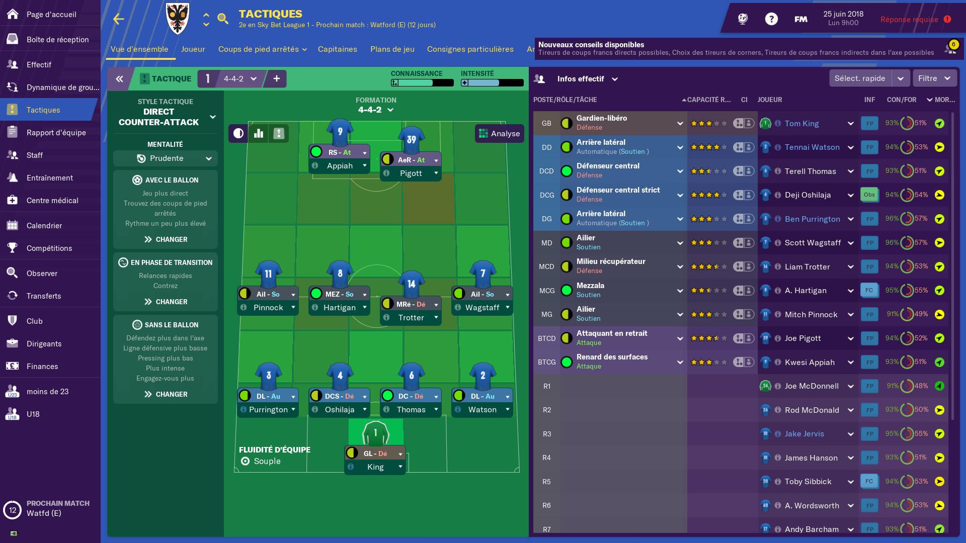 FootballManager2019 PC Editeur 001
