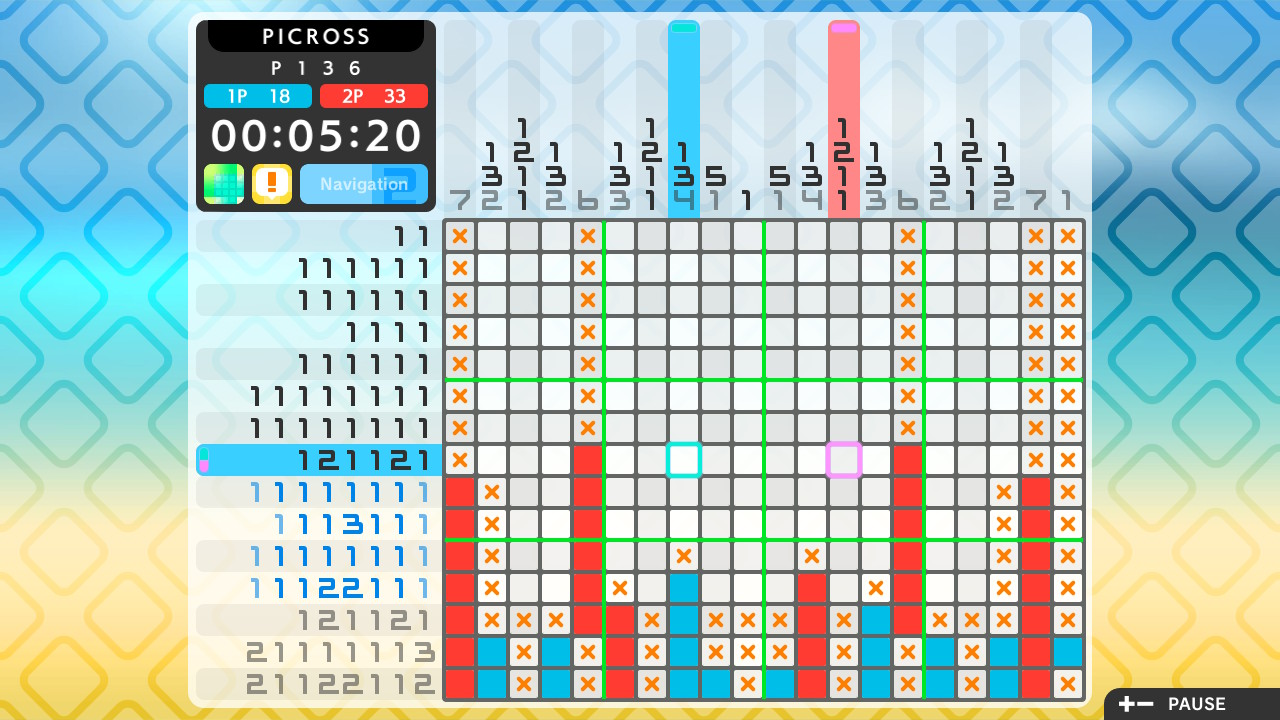 PicrossS2 Switch Editeur 002
