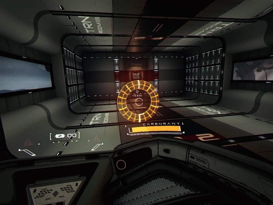 Detached PS VR Test 001