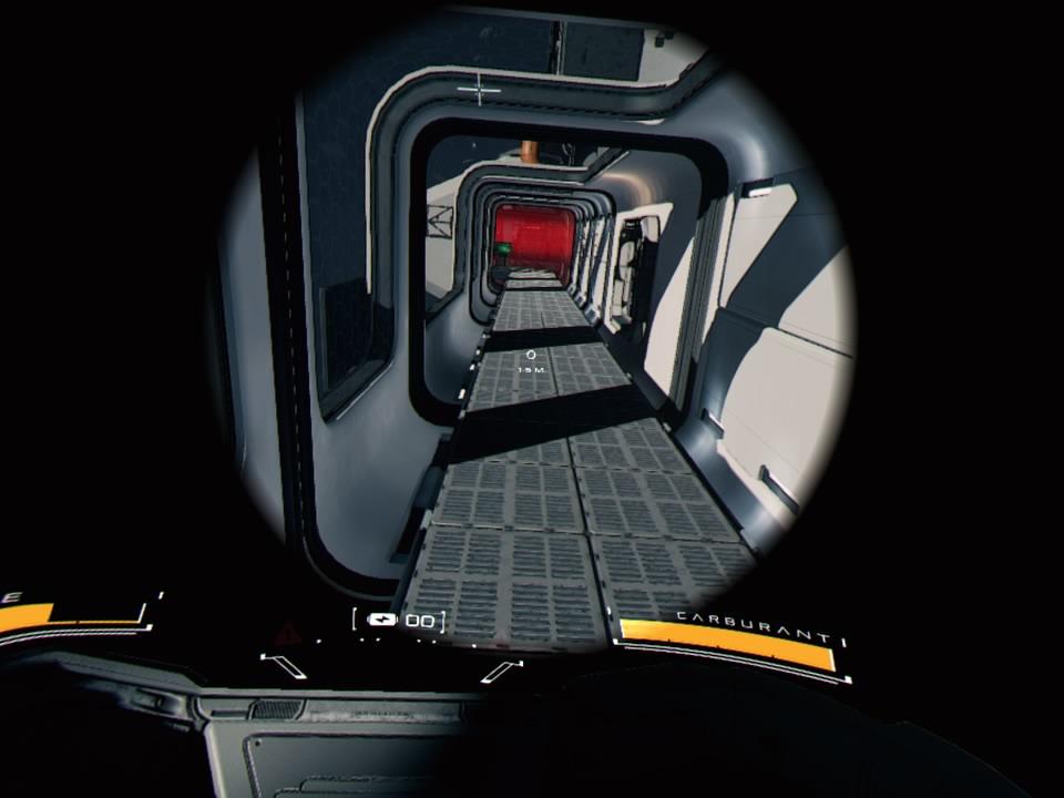 Detached PS VR Test 003
