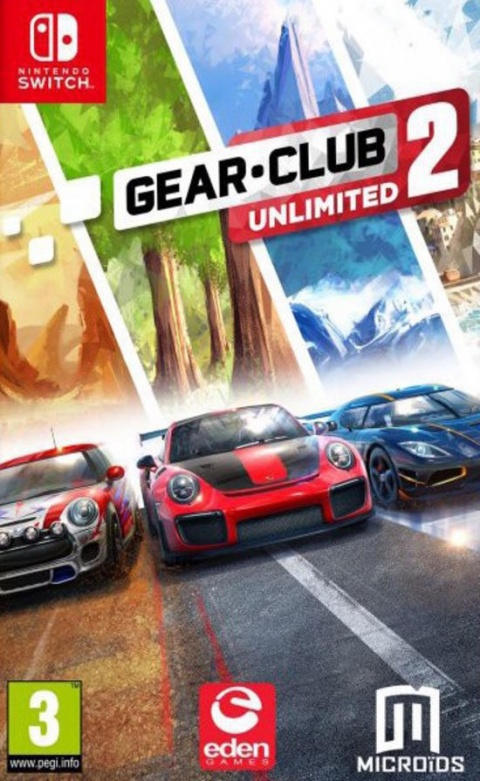 Gear.ClubUnlimited2 Switch Jaquette 002