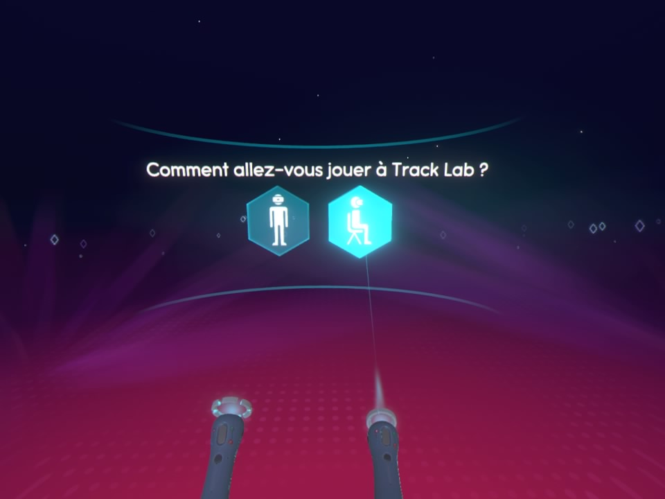 TrackLab PS VR Test 001