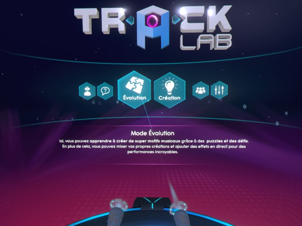 TrackLab PS VR Test 003