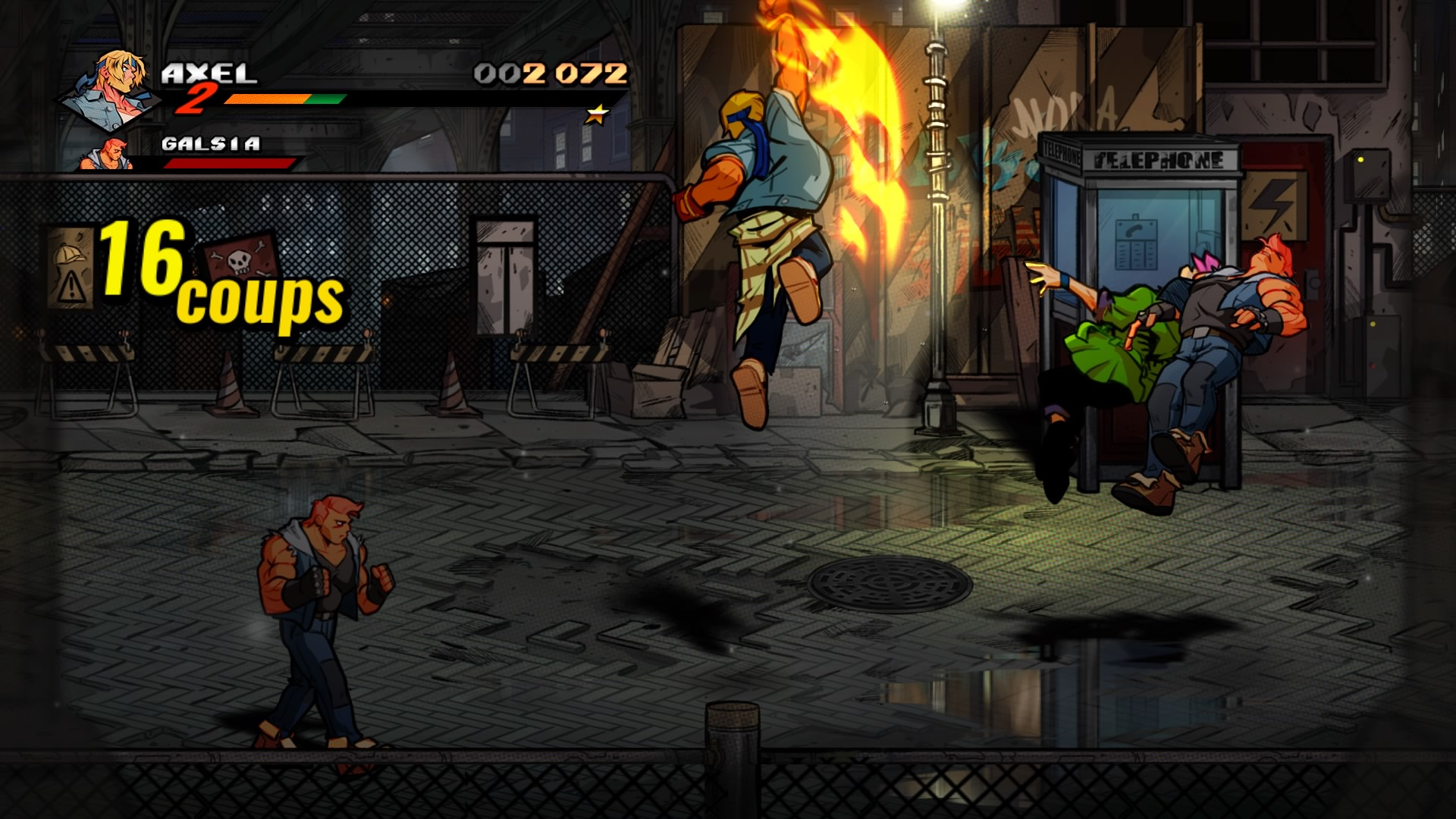 StreetsofRage4 PS4 Test 001