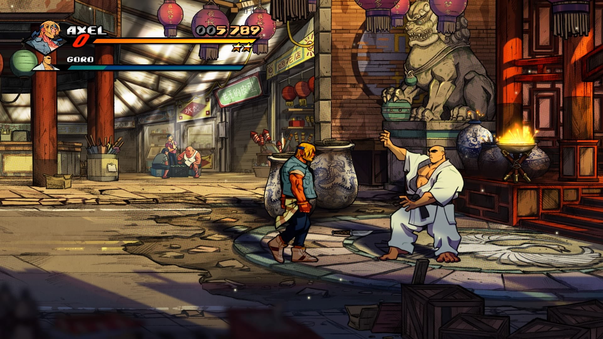 StreetsofRage4 PS4 Test 008