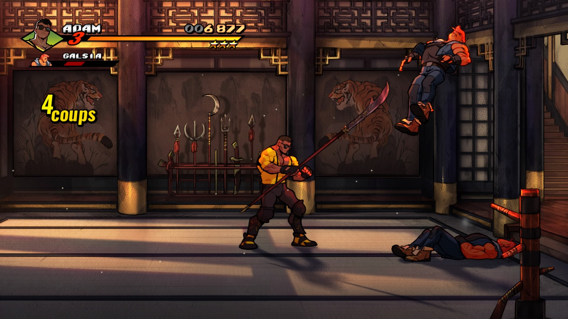 StreetsofRage4 PS4 Test 010