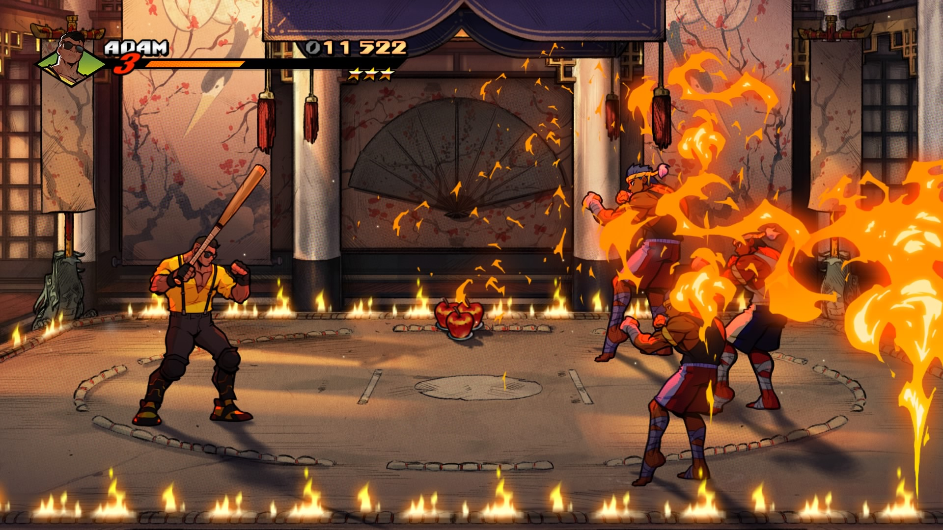 StreetsofRage4 PS4 Test 011