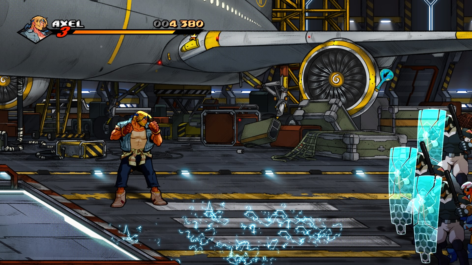 StreetsofRage4 PS4 Test 015