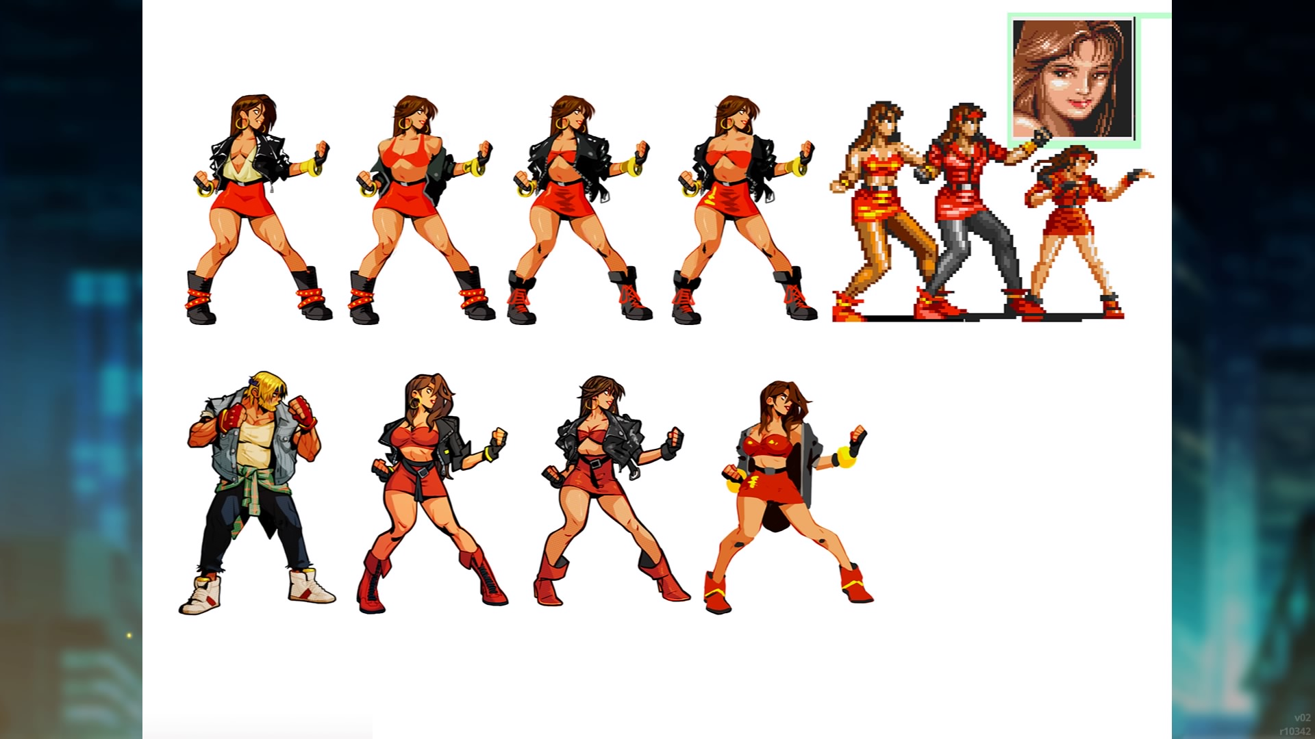 StreetsofRage4 PS4 Test 017