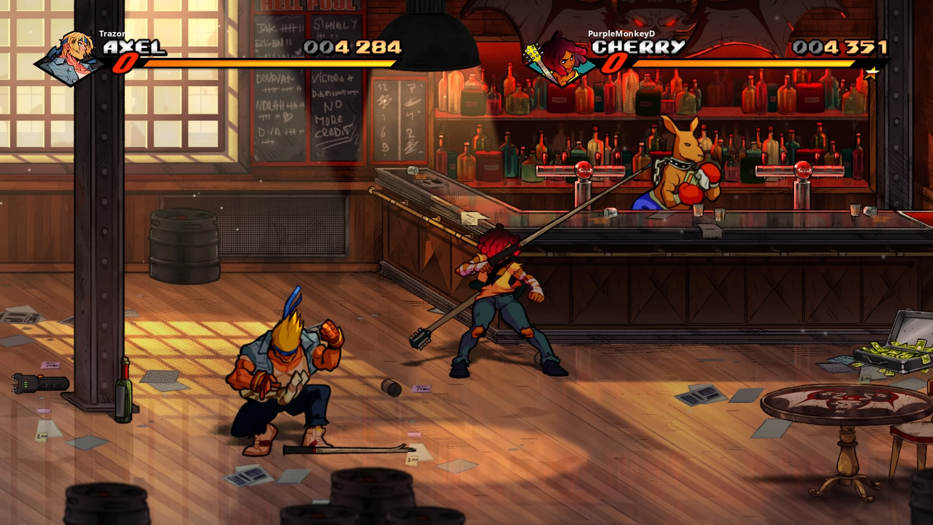 StreetsofRage4 PS4 Test 020