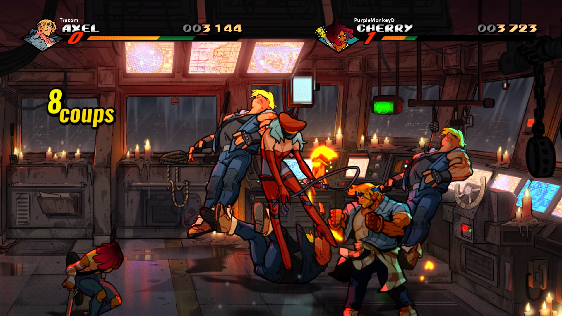 StreetsofRage4 PS4 Test 021
