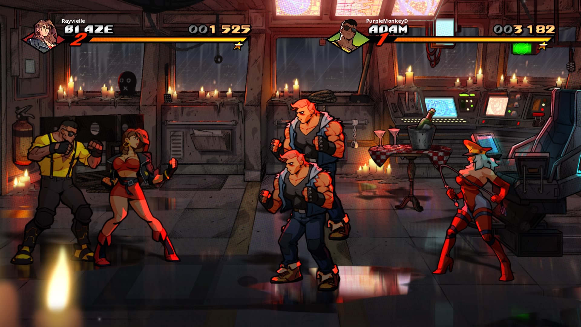 StreetsofRage4 PS4 Test 025