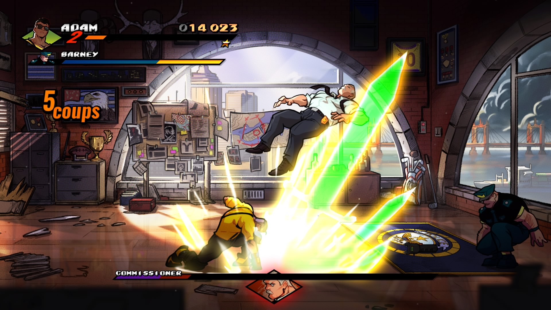 StreetsofRage4 PS4 Test 027