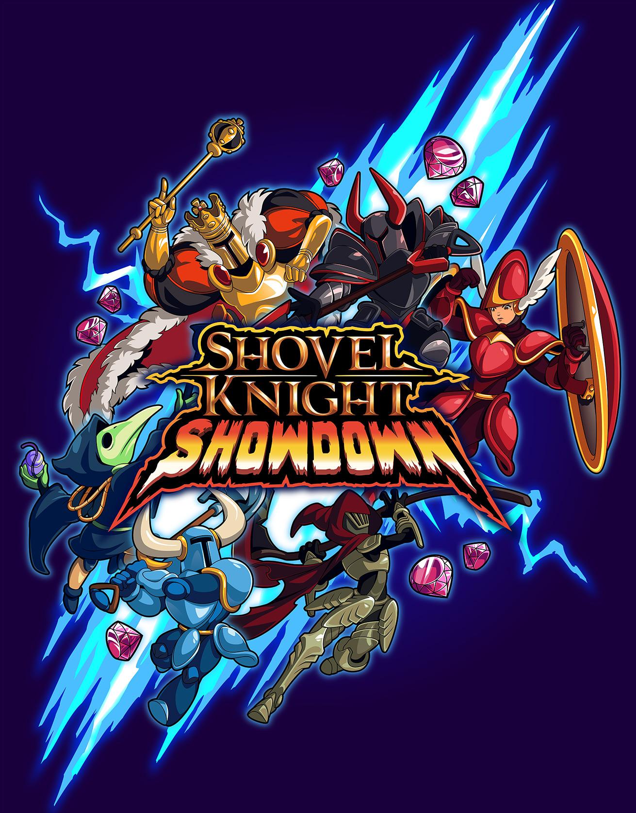 ShovelKnightShowdown PC Jaquette 001