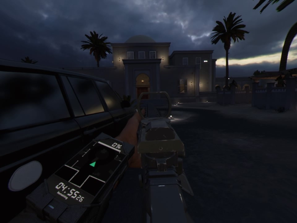 Firewall-ZeroHour PS4 Test 007