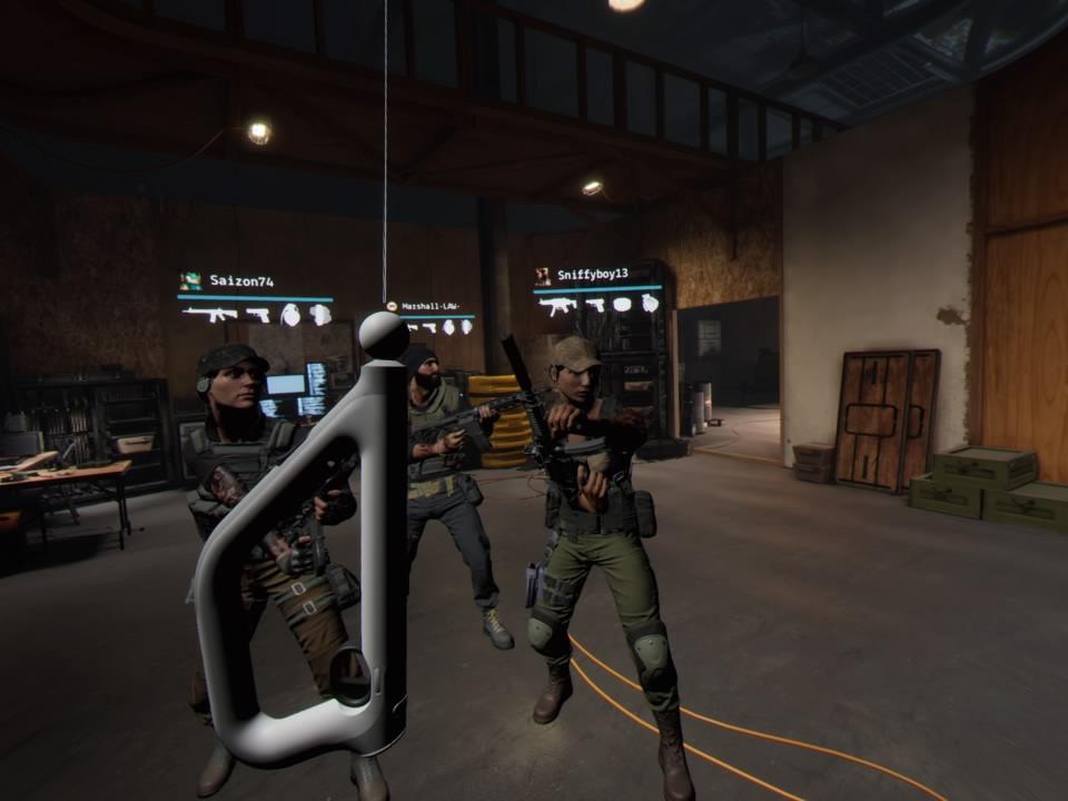 Firewall-ZeroHour PS4 Test 009