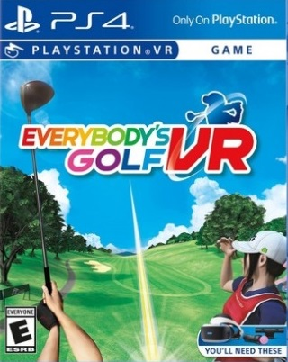 Everybody-sGolfVR PS4 Jaquette 001