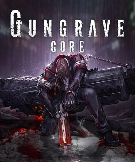 GunGraveG.O.R.E. PS4 Jaquette 001