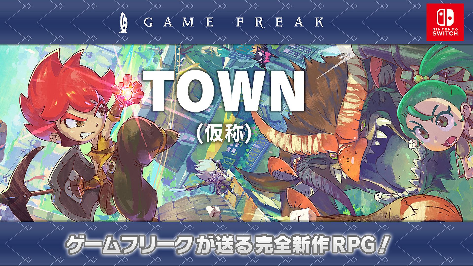Town-titreprovisoire- Switch Jaquette 001