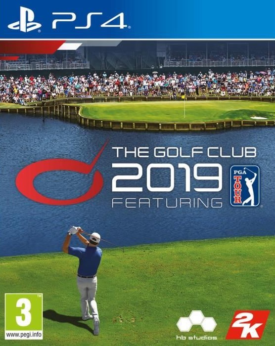 TheGolfClub2019 PS4 Jaquette 001