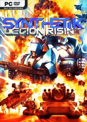 Synthetik-LegionRising PC Jaquette 001