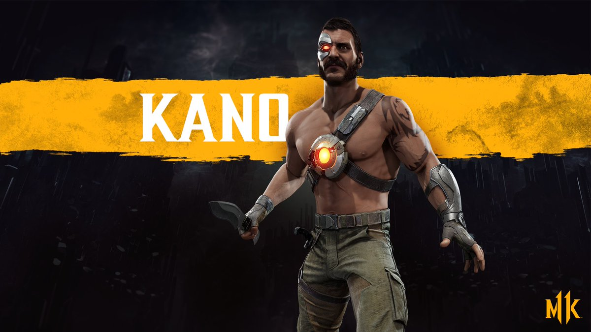 MK 11 Kano