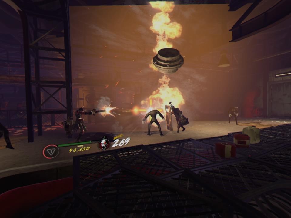 GunGraveVR PS4 Test 001