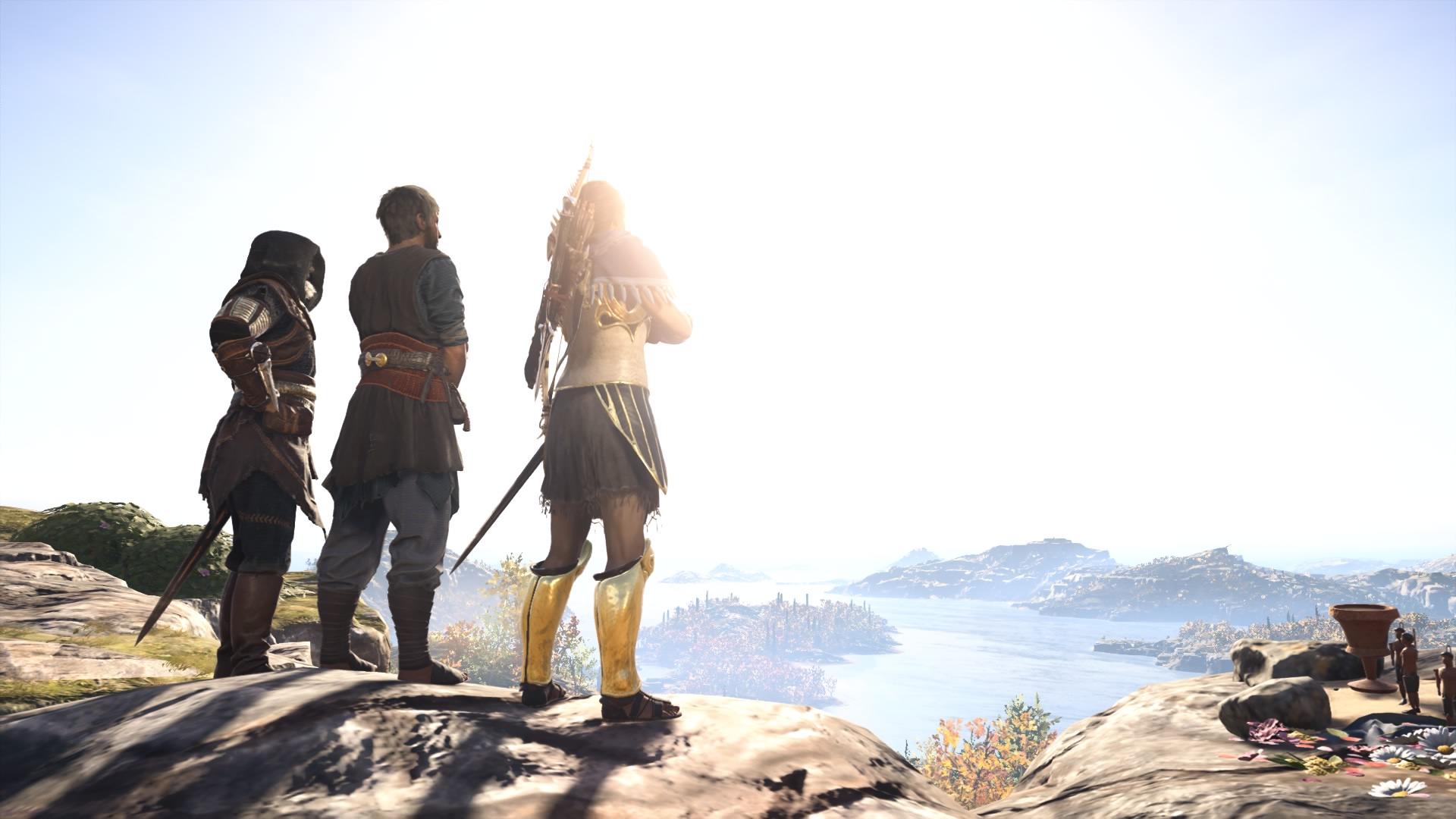 Assassin-sCreedOdyssey-L-HeritagedelaPremiereLame-Episode1 PS4 Test 011