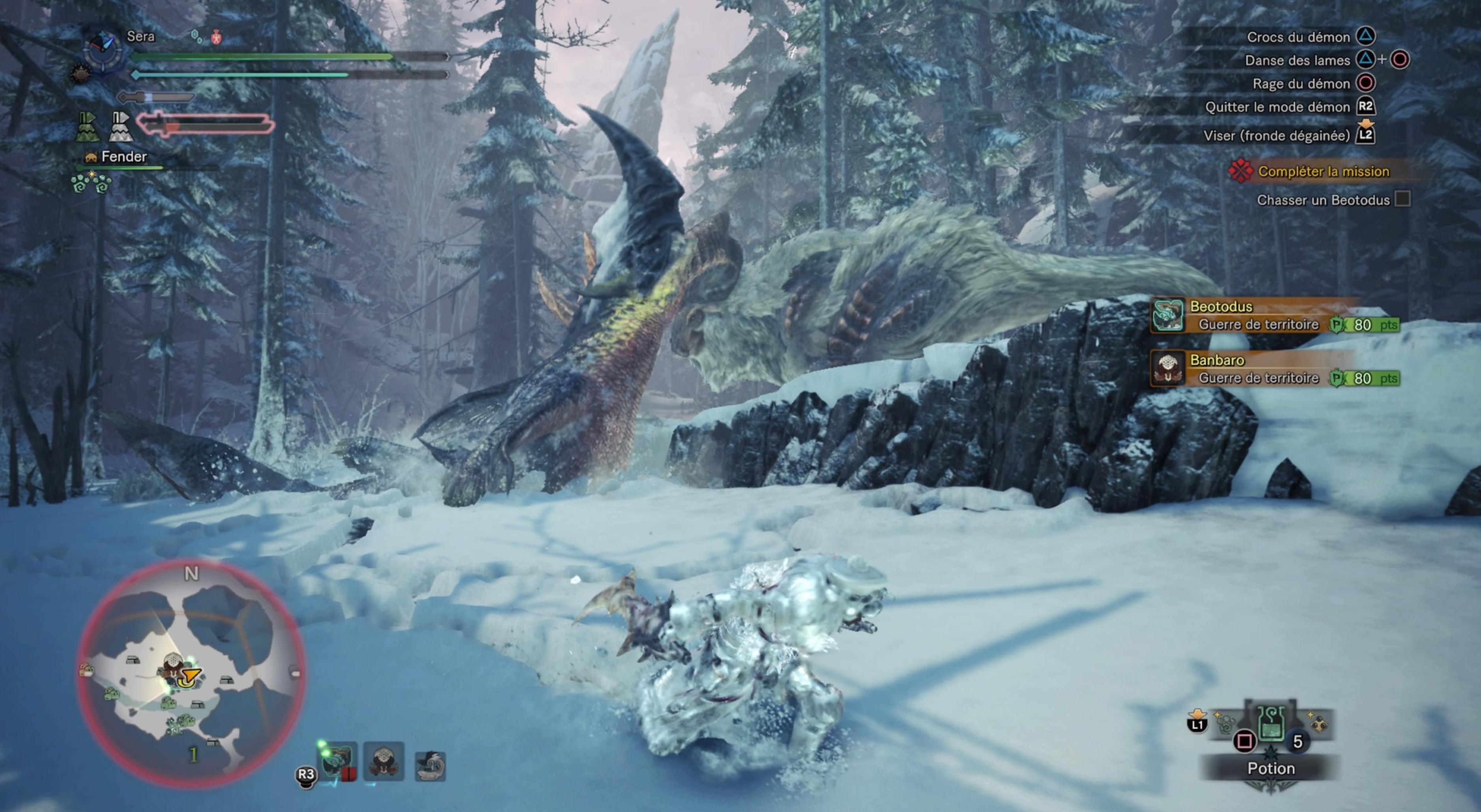 MonsterHunterWorld-Iceborne Multi Editeur 007