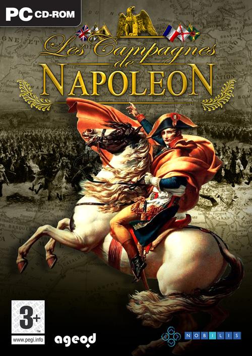 Campagne Napoleon PC Jaquette