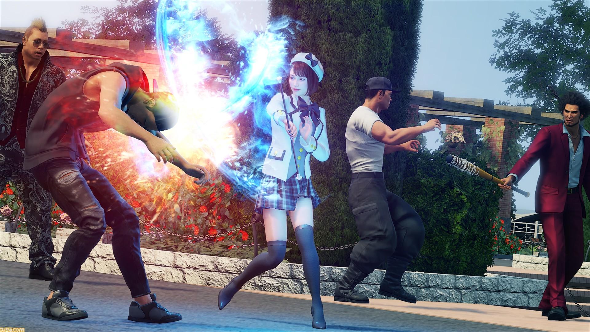 Yakuza7-LikeaDragon PS4 Editeur 022