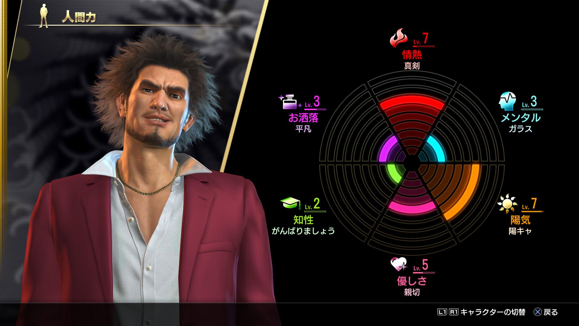 Yakuza7-LikeaDragon PS4 Editeur 024