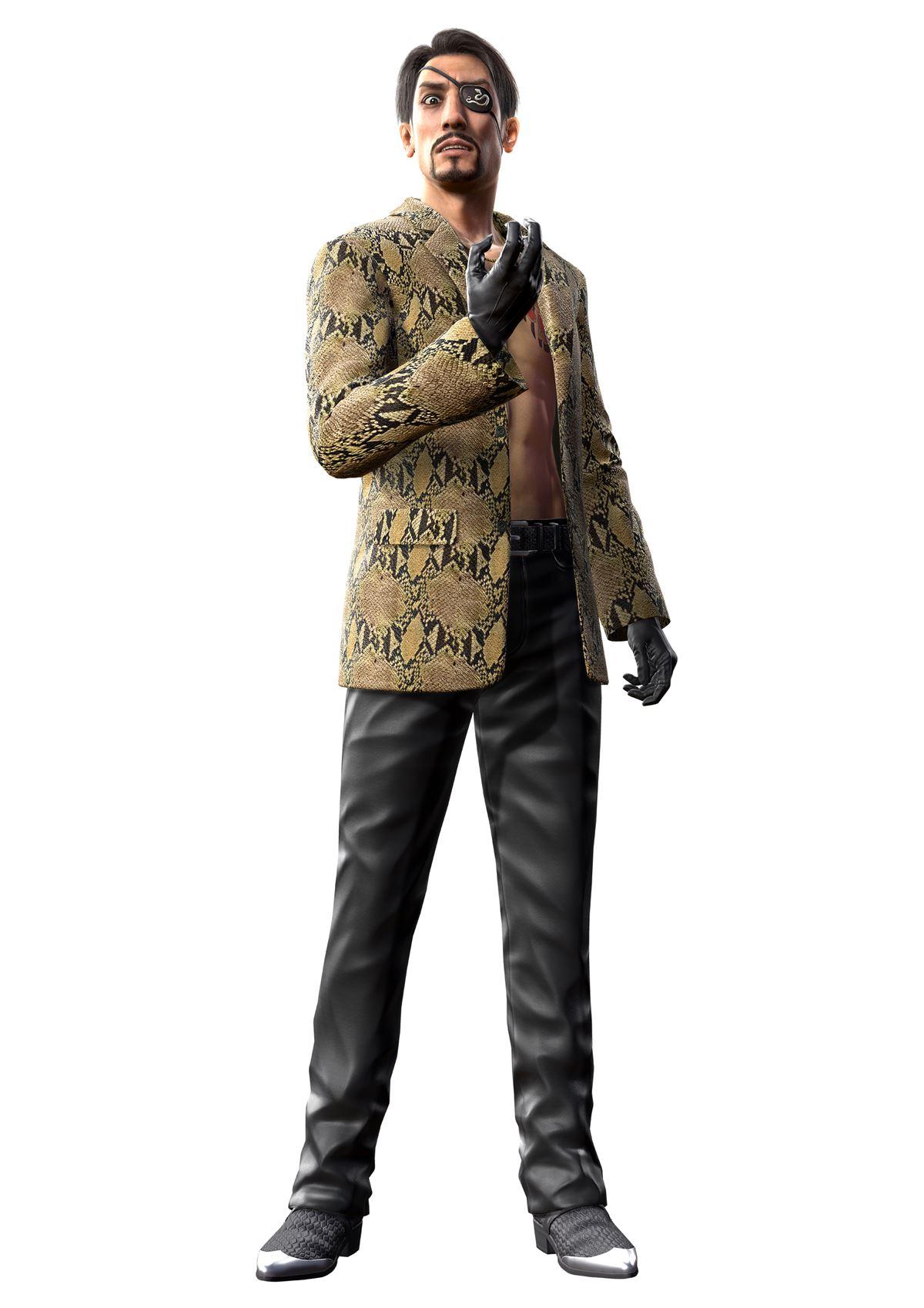 Yakuza7-LikeaDragon PS4 Editeur 077