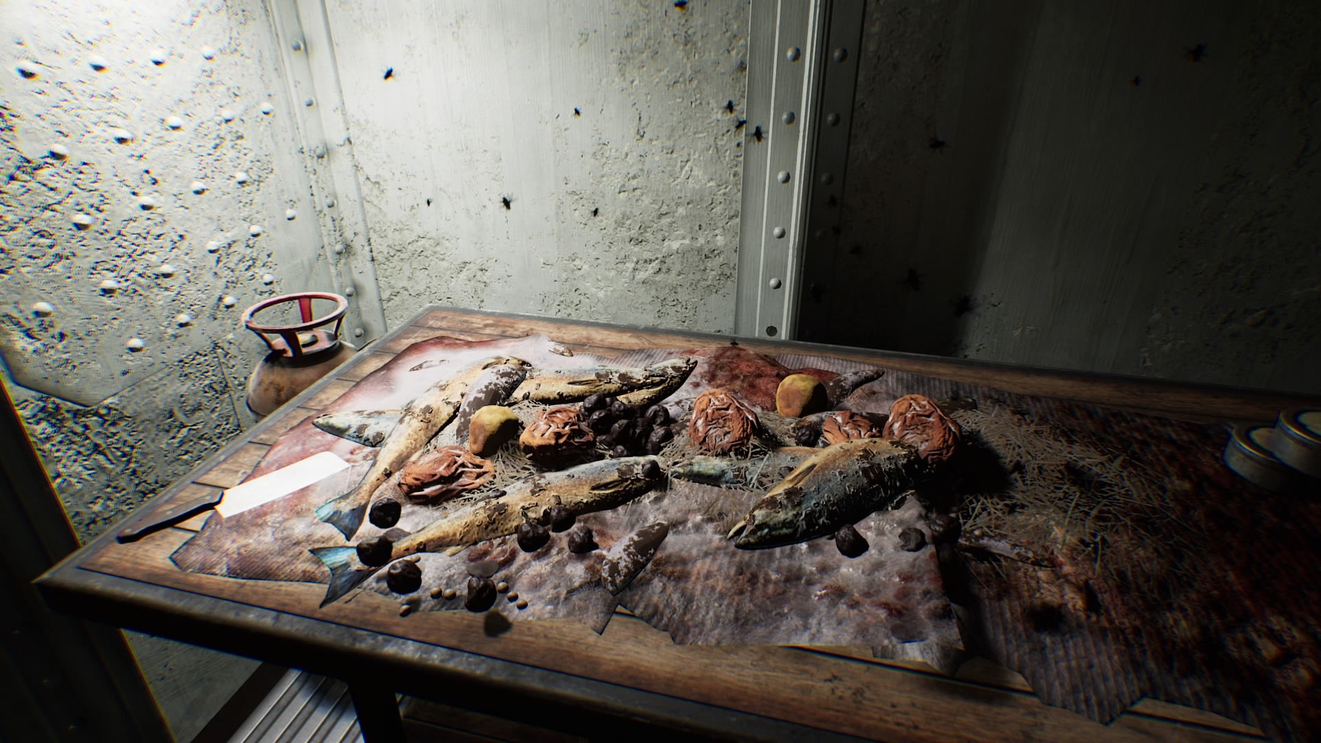 LayersofFear2 PS4 Test 031