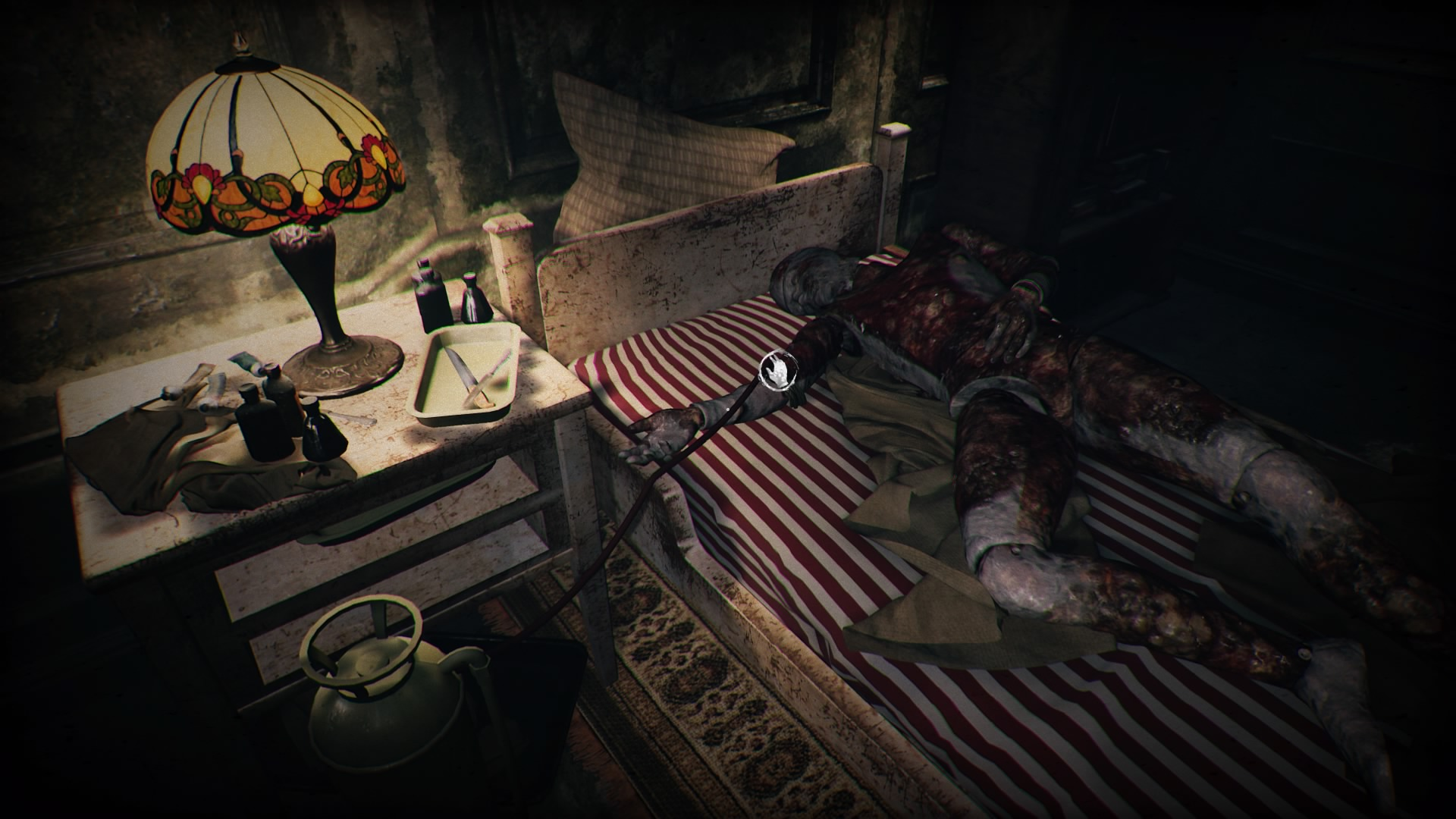 LayersofFear2 PS4 Test 091