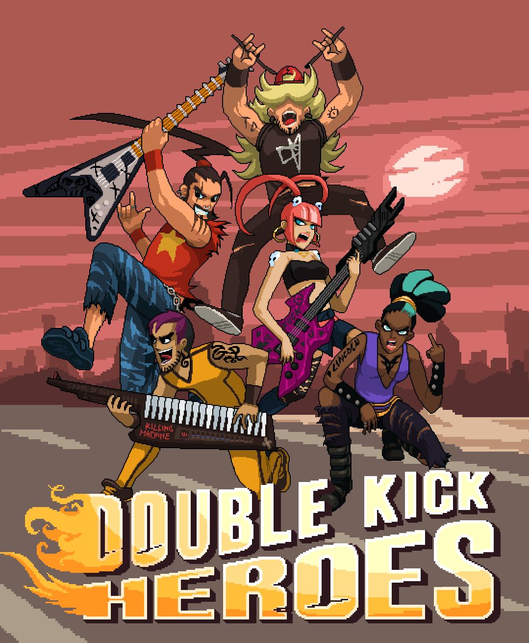 DoubleKickHeroes Switch Jaquette 001