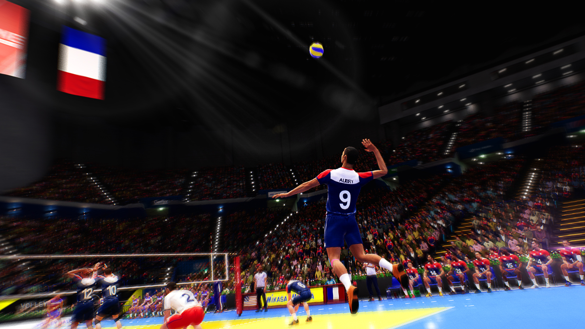 SpikeVolleyball Multi Editeur 001