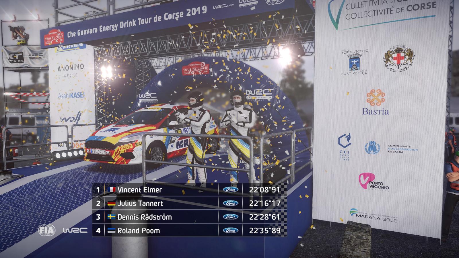WRC8 PS4 Test 012